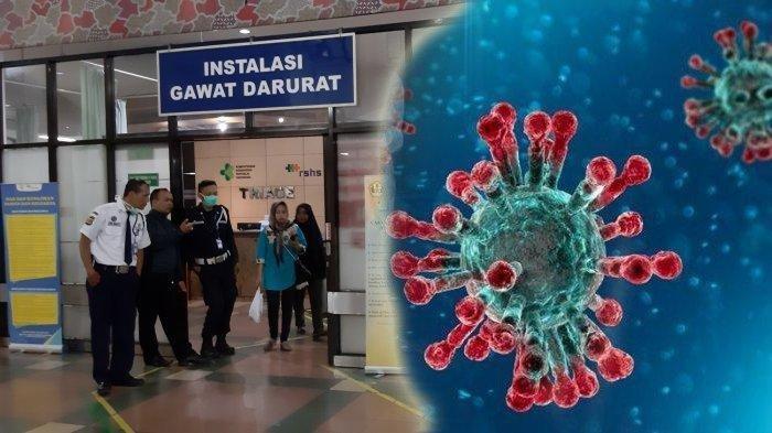 Sudah Tiga Orang Diisolasi di RSHS Bandung, Dinkes Jabar Tetap Siaga Hadapi Virus Corona