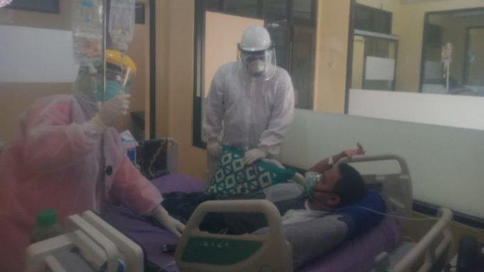 Ruang Isolasi Pasien Covid-19 di Empat Rumah Sakit di Kabupaten Cirebon Penuh