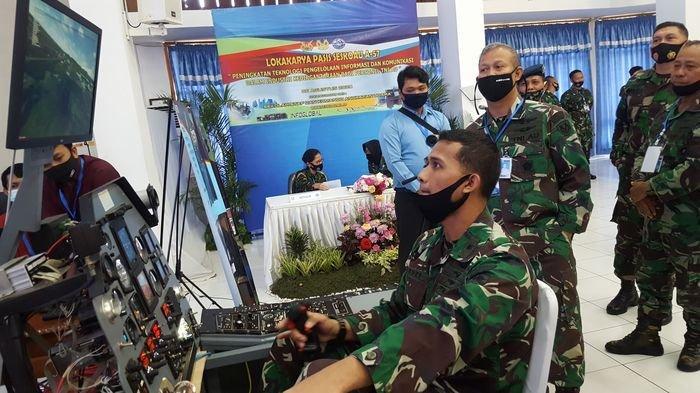 TNI AU Upgrade Kemampuan SDM Pasis Hadapi Kemajuan IT, Pasis Seskoau Angkatan Ke-57 Gelar Lokakarya