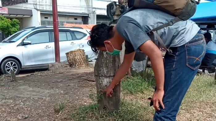 TACB Indramayu Sarankan Patok Ir Soekarno Diganti Patung, Terbengkalai di Hari Lahir Pancasila