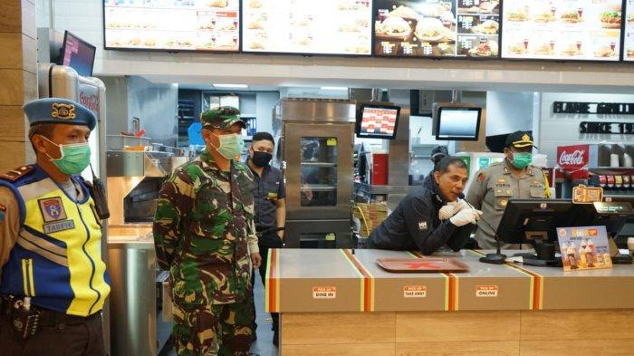 PSBB Proporsional, Warga Boleh Makan di Restoran tapi Tak Boleh Nongkrong, Maksimal 60 Menit