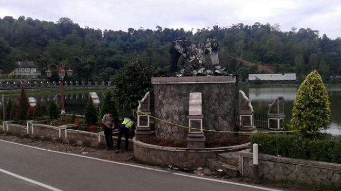 Syahid Joban Tetap Tolak Pembangunan Patung di Situ Wanayasa