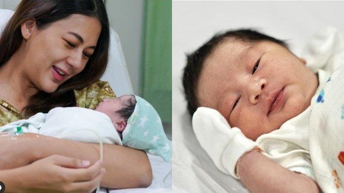 Potret Terbaru Baby Kenzo, Bayi Paula Verhoeven yang Menggemaskan, Baim Wong Kini Punya 2 Jagoan