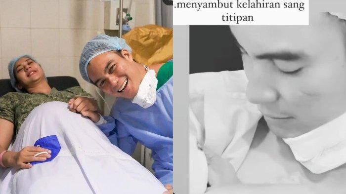 Paula Verhoeven Melahirkan, Momen Baim Wong Adzani Anak Kedua Mengharukan, Kiano Punya Adik