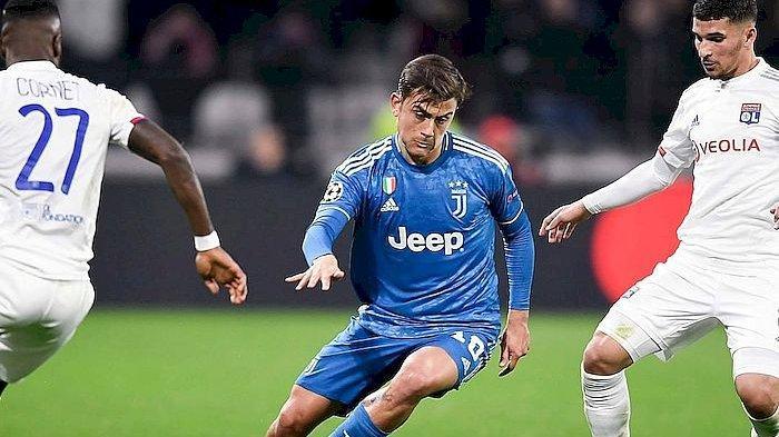 Pemain Juventus Kecewa Kalah dari Lyon, Aaron Ramsey Berharap Menang di Leg Kedua