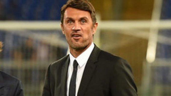 AC Milan Umumkan Paulo Maldini dan Daniel Maldini Positif Virus Corona