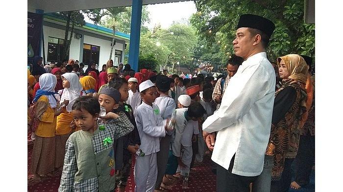 PDAM Tirtawening Gelar Buka Puasa Bersama 500 Orang Dhuafa