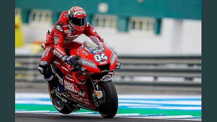 Demi Jaga Persaingan Juara, Andrea Dovizioso Pastikan Diri Bisa Tampil Maksimal di MotoGP Perancis