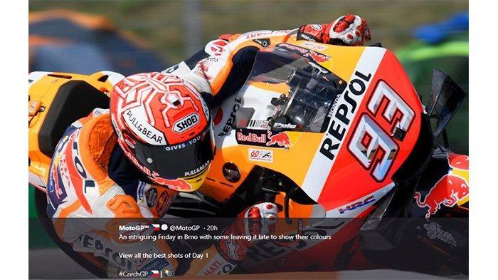 Di Balapan MotoGP Pertama Pascacedera, Marc Marquez Tak Incar Podium