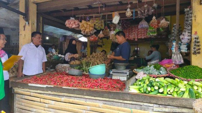 Harga Cabai di Pasar Sindangkasih Majalengka Tembus Rp 120 Ribu/Kg