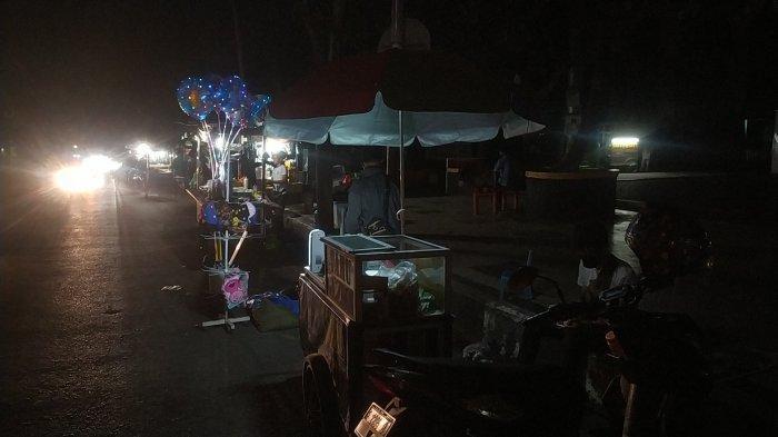 PPKM Diperpanjang, Jam Buka Pedagang Diperlonggar, Pedagang di Palabuhanratu Mengaku Sedikit Lega