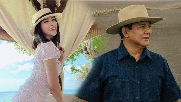 Hah, Janda Cantik Penyanyi Dangdut Bebizie Blak-blakan Ingin Jadi Istri Menhan Prabowo, Ini Sosoknya