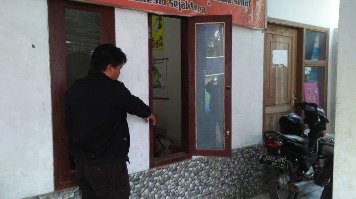 Kantor Desa Bojong Jengkol Sukabumi Dibobol Maling, Komputer, Printer, dan Infokus Habis Digasak