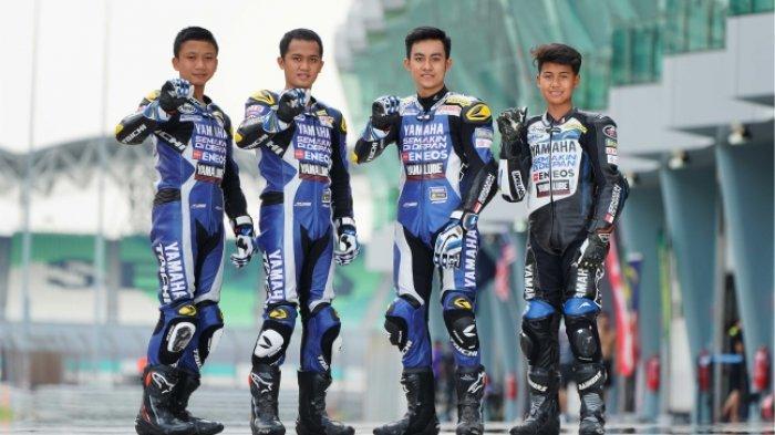 """Resmi Diperkenalkan, """"Pejuang Semakin di Depan"""" Pembalap Yamaha Racing Indonesia untuk AACR 2021"""