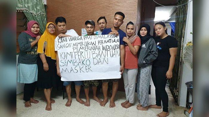 Malaysia Perpanjang Masa Lockdown, Pekerja Migran asal Indonesia Mulai Mengeluh Kelaparan