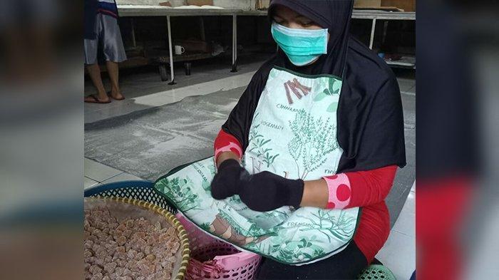 Permen Jahe dari Sukabumi Laris Manis di Tengah Wabah Covid-19, Produksi Naik 2 Kali Lipat