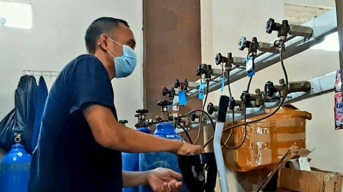 Daftar Alamat dan Nomor Telepon Agen Isi Ulang Oksigen di Kota Bandung, Pemkot Pastikan Pasokan Aman