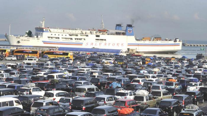 Momen Libur Panjang, 41.984 Kendaraan Tinggalkan Jakarta Lewat Tol Tangerang-Merak