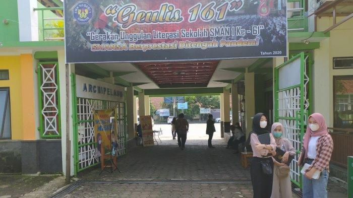PPDB 2021, Ini Dia Posisi Tiga Besar SMA Negeri Favorit di Cianjur dan Kabupaten Bandung Barat