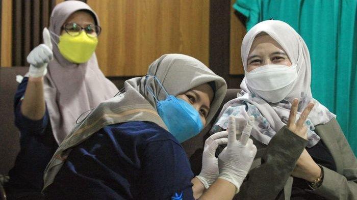 DPRD Jabar Gelar Vaksinasi Covid-19 Tahap Dua, Dorong Segera Laksanakan untuk Guru
