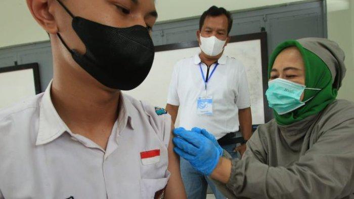 Kabupaten Bandung Geber Vaksinasi untuk Pelajar, Tapi Tak Abaikan Lansia dan Masyarakat Umum