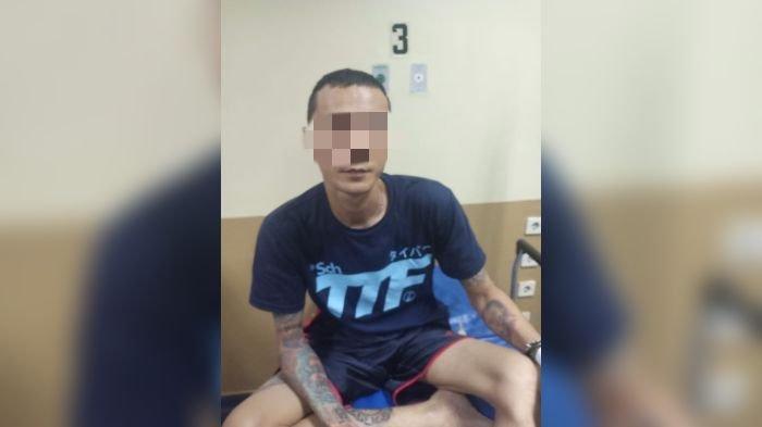 Karma, Pelaku Pembakar Kakak di Cianjur Diisolasi di RSUD Sayang, Jadi PDP Covid-19 dari Uji Klinis