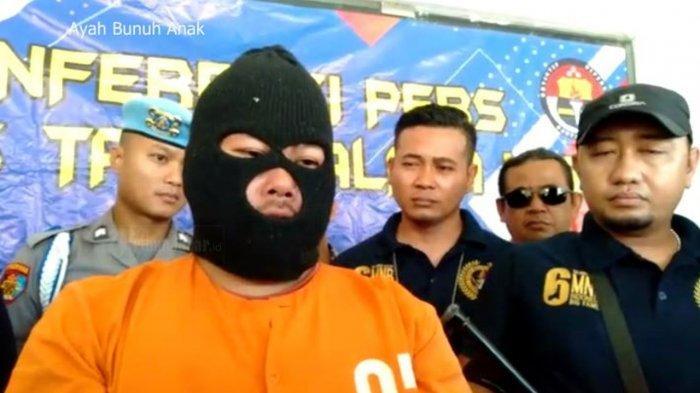 Kronologi Delis Dibunuh oleh Ayah Kandungnya Sendiri, Berawal dari Minta Uang untuk Study Tour