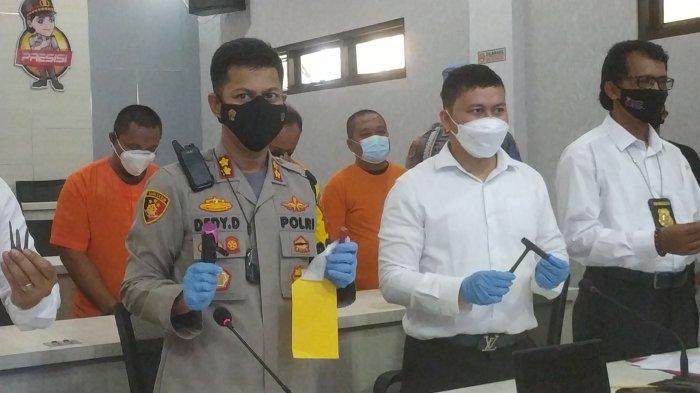 Polisi Tangkap Pelaku Curanmor di Sukabumi, 10 Detik Sudah Bisa Ambil Motor