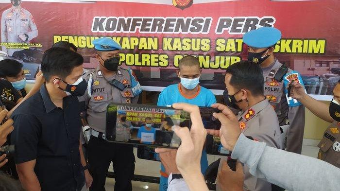 Seorang Pemuda di Cianjur Kena Sabetan Golok, Berawal Emosi Saat Dengar Raungan Knalpot Motor
