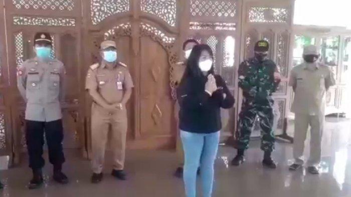 Bikin Gaduh, Ini Dia Pengunggah Video Tunanetra Banjar Didenda Gegara Masker Melorot Padahal Dipalak