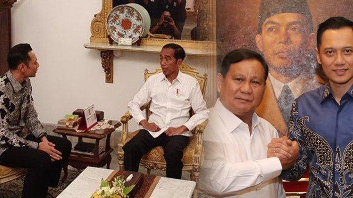 Jelaskan Soal Koalisi, Ferdinand: Kalau Jokowi Menang, Kontrak Politik Demokrat ke Prabowo Berakhir
