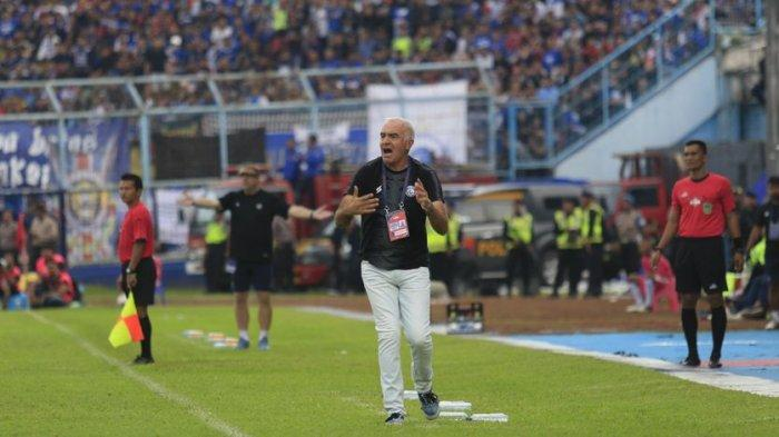 Mantan Pelatih Persib Bandung Mario Gomez Kembali ke Pelukan Klub Lama Sebelum Arema FC