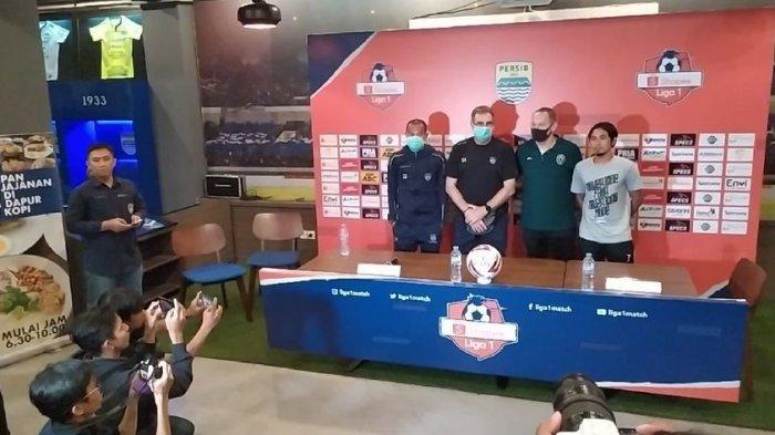 PSS Targetkan Curi Poin, Persib Bandung Lupakan Kemenangan Saat Pramusim