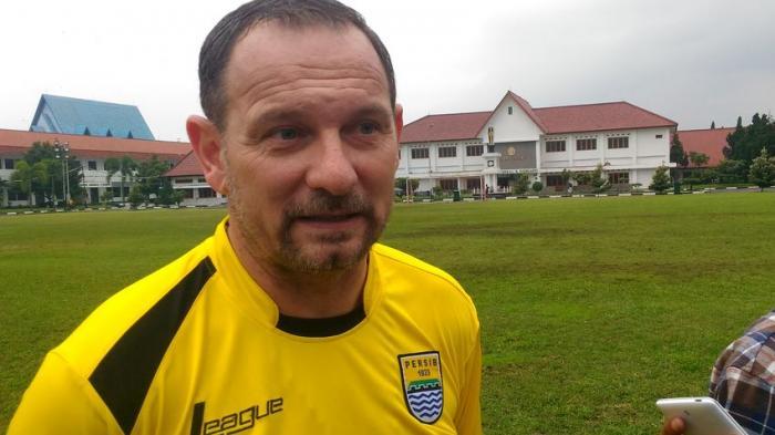 3 Kali Datang sebagai Mantan Persib Bandung, Dejan Antonic Gagal Menang, Kali Ini Bersama PSS Sleman