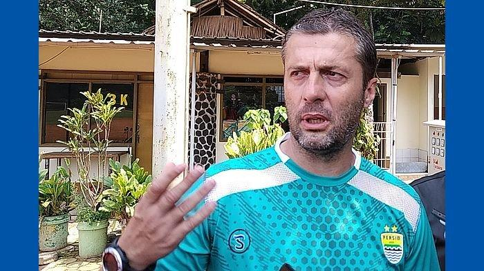 Bocoran Miljan Radovic Soal Pemain Anyar Persib Bandung, Akan Ada 2 Pemain, Satu Asing, Satu Lokal