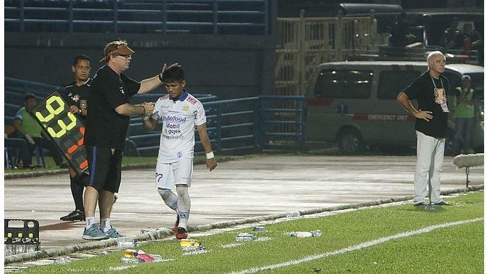 Laga Persib Bandung Vs Borneo Fc, Ghozali Siregar Jadi Pahlawan, Satu-satunya yang Cetak Gol