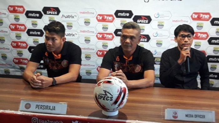 Persib Bandung vs Persiraja, Hendri Sudah Kantongi Kekuatan Maung Bandung, Ini Link Live Streaming