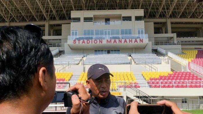 Tak Muluk-muluk, Ini Target Salahuddin untuk Persis Solo vs Persib Bandung