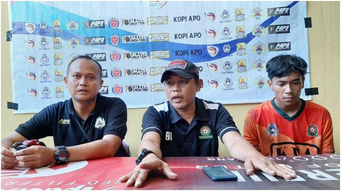 Kalah dari PS Gunung Jati Cirebon, Pelatih Prima Con FC Kecewa Komunikasi Pemainnya Masih Buruk