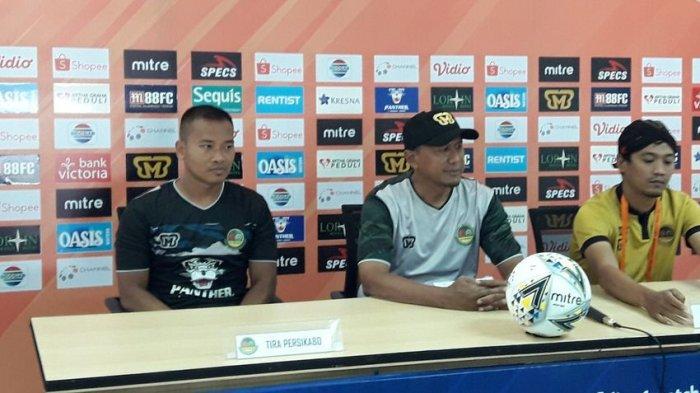 Tira Persikabo Enggan Dipermalukan Maung Bandung, Coach RD Sudah Siapkan Taktik Jitu, Apa Itu?