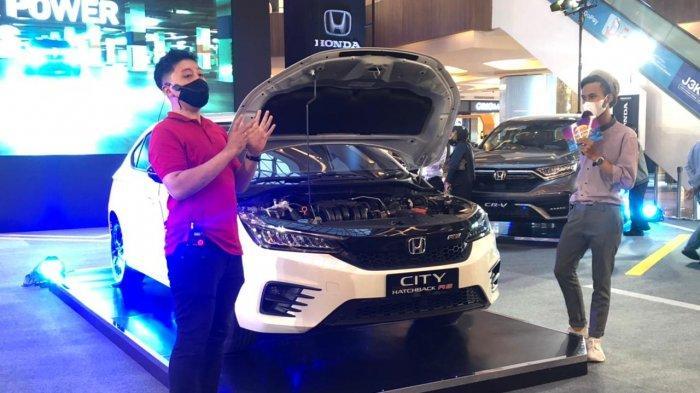 Bandung Jadi Tempat Peluncuran Honda City Hatchback RS, Desain Lebih Sporty, Ini Kisaran Harganya