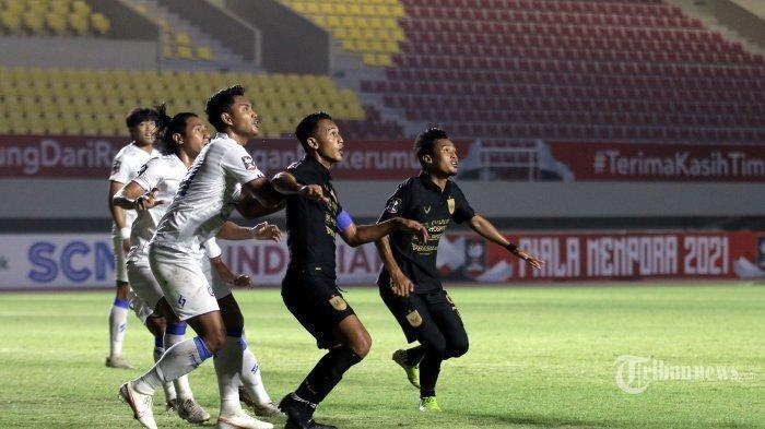 Hasil PSIS Semarang vs Arema 3-2, Arema Babak Belur di ...
