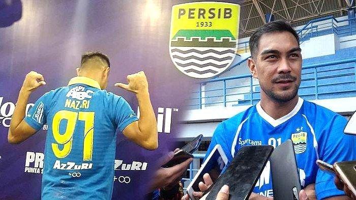 Pemain asing Persib Bandung Omid Nazari