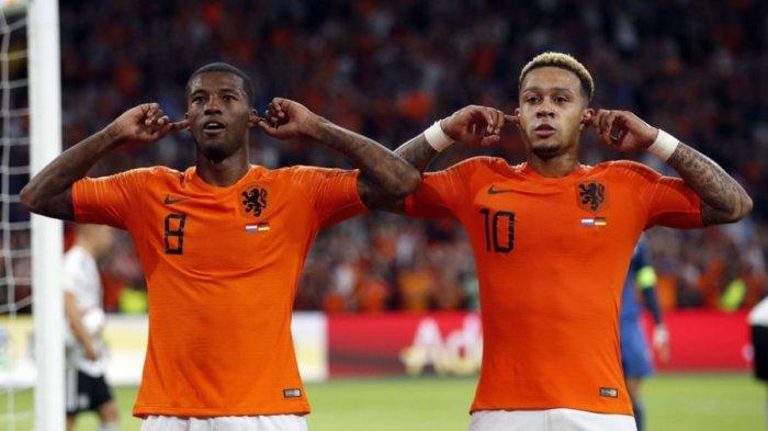 Hasil UEFA Nations League, Timnas Italia Menang, Belgia dan Denmark Singkirkan Inggris
