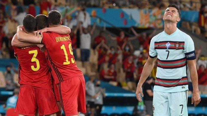 Euro 2020: Timnas Portugal Gagal Pertahankan Gelar, Cristiano Ronaldo Sesumbar Begini