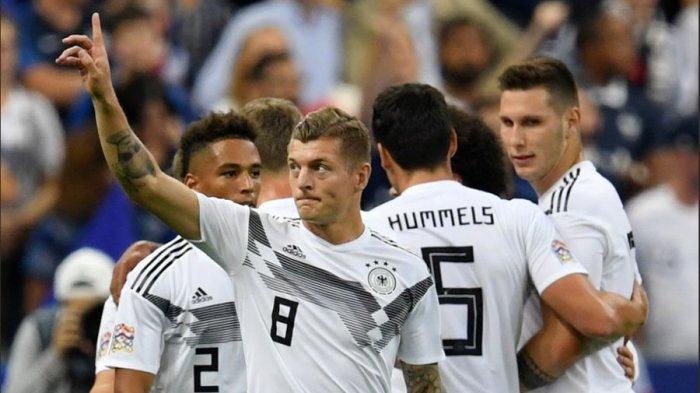 Euro 2020 Jadi Kans Jerman dan Spanyol untuk Benar-benar Merajai Piala Eropa, Prancis Menguntit