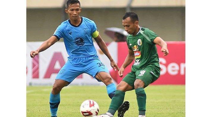 Susunan Pemain Persik Kediri vs Persela Lamongan di Kandang Persib Bandung Sore Ini