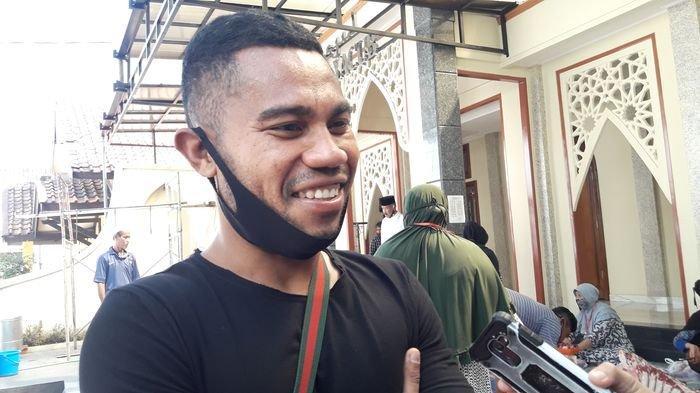 Pemain Persib Bandung Ardi Idrus