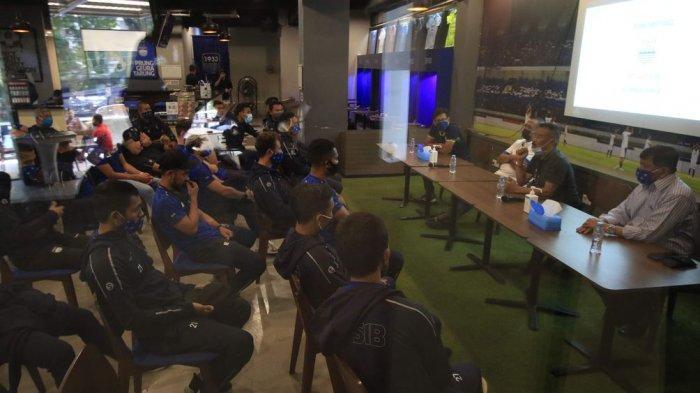 Kabar Baik dari Persib Bandung, Manajemen dan Pemain Sudah Deal, Siap Kembali Lapangan
