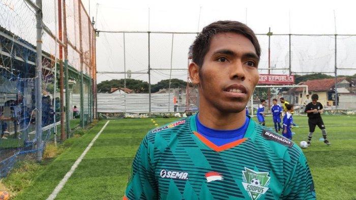 Persib Bandung Libur, Frets Butuan Tetap Tinggal dan Berlatih di Bandung